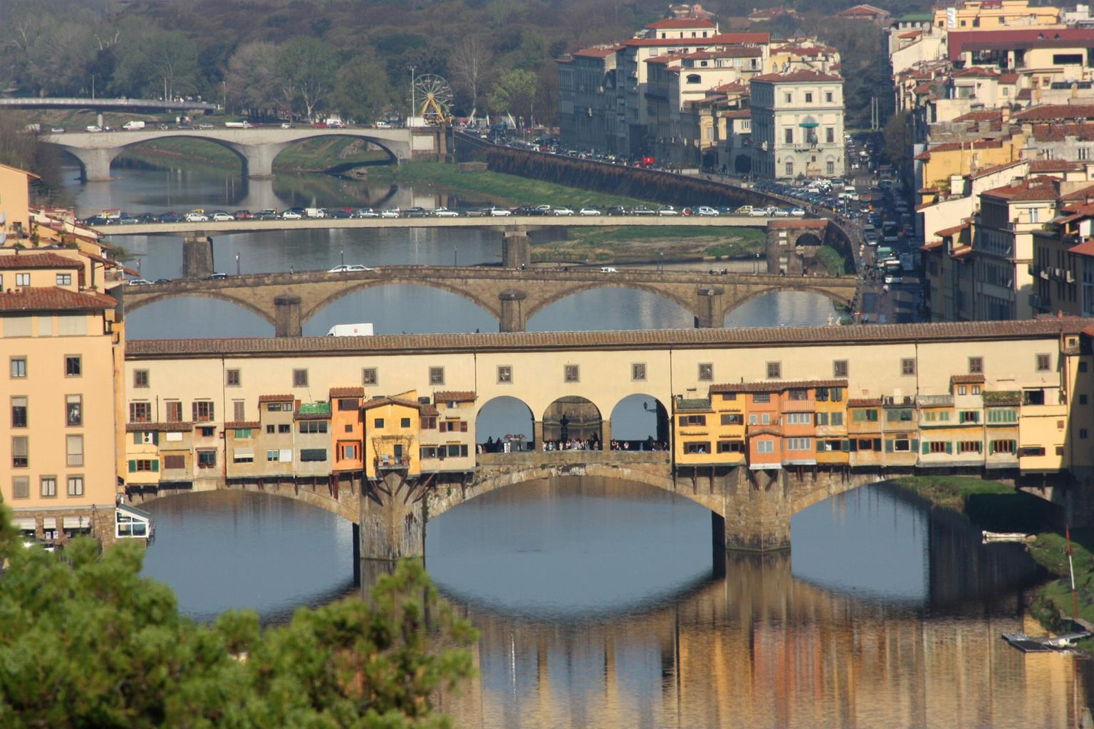 Florencie  Ponte Vecchio