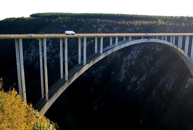vysoký most