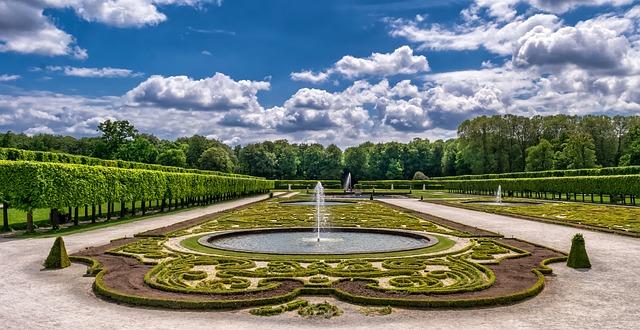 barokní park