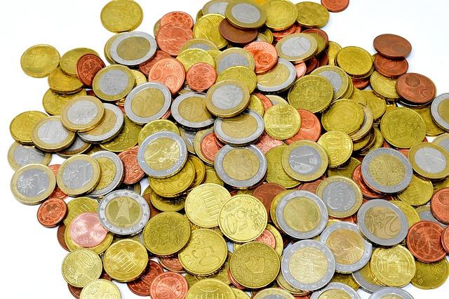 směna mincí