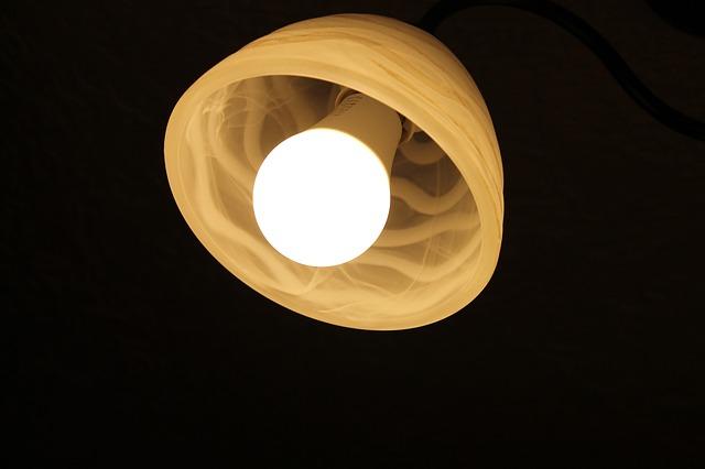 stínidlo fluorescenční světlo