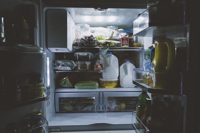 narvaná lednice